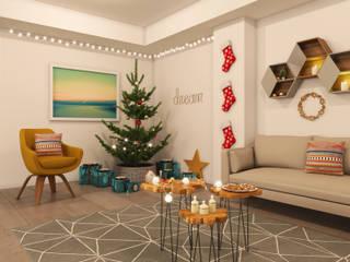 by Glancing EYE - Asesoramiento y decoración en diseños 3D Modern