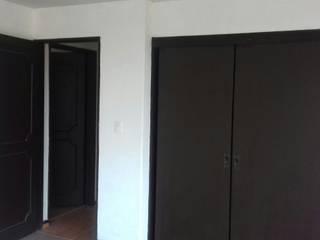 Dormitorios pequeños de estilo  de Geeko Design