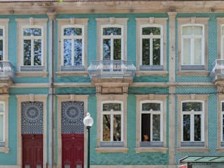 Prédio Marquês - Histórias de Casa Casas minimalistas por Alessandro Guimaraes Photography Minimalista