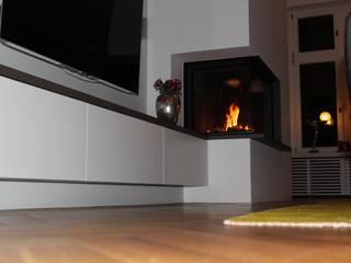 Christoph Lüpken Ofenbau GmbH - Kamine aus Duesseldorf Livings de estilo moderno
