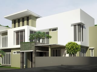 daun architect Modern houses