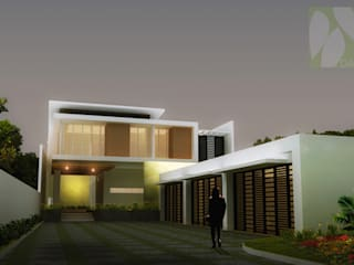 rumah tinggal otista-subang daun architect