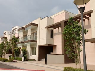 Luxurious villas:  Floors by Sobha International City