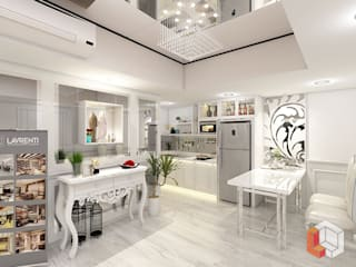 Modern Kitchen by Lavrenti Smart Interior Modern