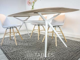 scandinavian  theo Dutch Design Tables, Bắc Âu