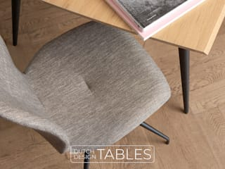 de Dutch Design Tables Moderno