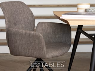 modern  von Dutch Design Tables, Modern