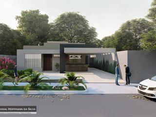 Maisons minimalistes par Luciana Hoffmann Minimaliste
