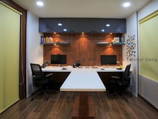 ARK Architects & Interior Designers Modern study/office