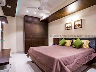 ARK Architects & Interior Designers Small bedroom