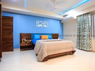 ARK Architects & Interior Designers Small bedroom