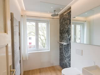 Baños de estilo  por hysenbergh GmbH | Raumkonzepte Duesseldorf, Moderno