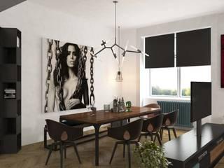 Akün Residence Pebbledesign / Çakıltașları Mimarlık Tasarım Living room