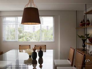Apartamento MS por R.E. Projetos Minimalista