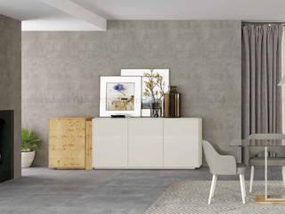 Decordesign Interiores Dining roomDressers & sideboards White