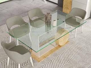 Decordesign Interiores Dining roomTables Transparent