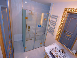 Çamlıca Duşakabin – Gold Duşakabin Serisi:  tarz Banyo