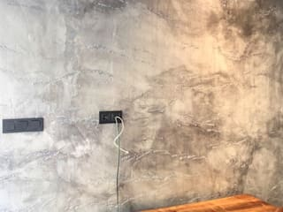 Duvar beton brüt beton sıva – :  tarz