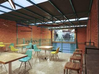 Restaurante JZ [Silao, Gto.] 3C Arquitectos S.A. de C.V.