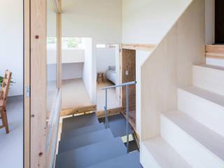 KOMATSU ARCHITECTS의  계단