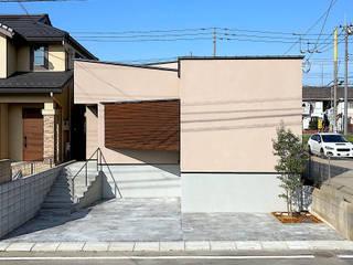 โดย 大畠稜司建築設計事務所 มินิมัล