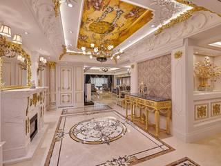 精雕細琢 量身打造歐式古典風: 經典  by 歐式藝廊法式新古典設計, 古典風