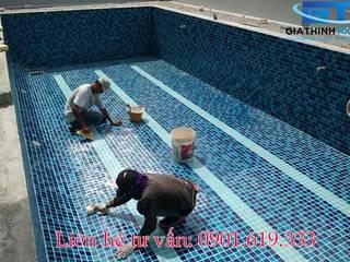 تنفيذ Công Ty Gia Thịnh Pool