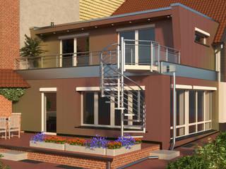 Casas de estilo clásico de existo anima Clásico