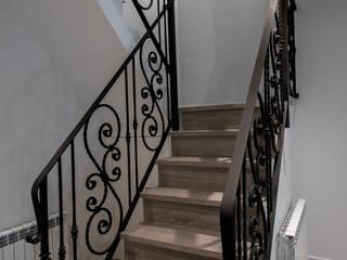 Projekty,  Schody zaprojektowane przez Grupo Inventia