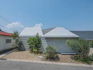 Scandinavian style houses by 武藤圭太郎建築設計事務所 Scandinavian