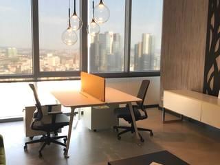 Paspartu Mimarlık – Hedef Yaşam Danışmanlık :  tarz Ofis Alanları