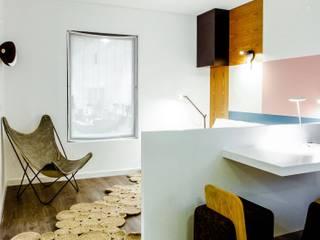 Bungalow Cork – LX Design por goodmood - Soluções de Habitação Moderno