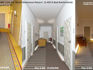 by GID│GOLDMANN-INTERIOR-DESIGN - Innenarchitekt in Sehnde