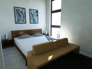 Habitaciones modernas de goodmood - Soluções de Habitação Moderno