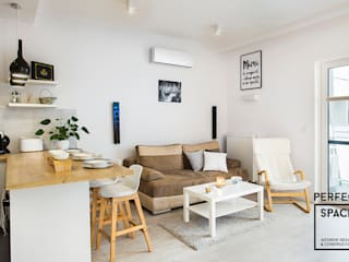 Living room by Perfect Space