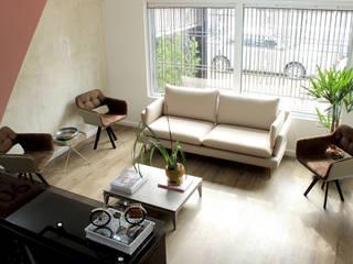 Espaces de bureaux modernes par Studio Elã Moderne