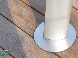 Pina GmbH - Sonnensegel Design Giardino moderno