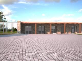 Garajes de estilo moderno de goodmood - Soluções de Habitação Moderno