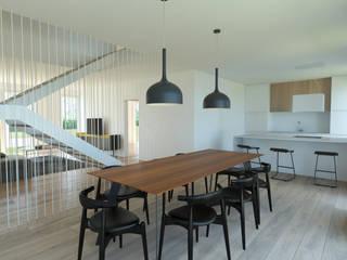 Comedores de estilo moderno de goodmood - Soluções de Habitação Moderno