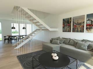 Salas modernas de goodmood - Soluções de Habitação Moderno