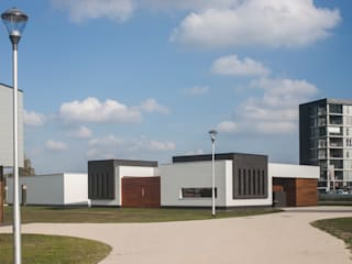 Modern Houses by Marc Melissen Architect Modern
