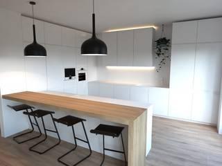 Cocinas de estilo moderno de goodmood - Soluções de Habitação Moderno