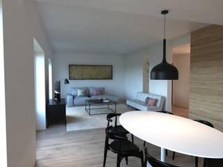 Salones de estilo moderno de goodmood - Soluções de Habitação Moderno