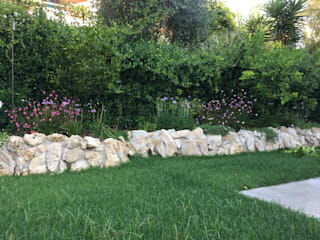 Un giardino al mare Au dehors Studio. Architettura del Paesaggio