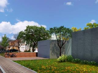 Pop House por LIMIT studio Eclético