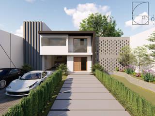 Single family home by GóMEZ arquitectos, Modern