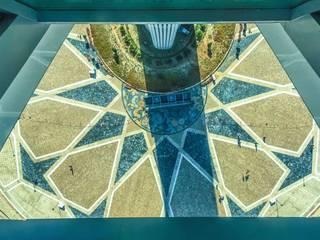 DESTONE YAPI MALZEMELERİ SAN. TİC. LTD. ŞTİ. Palacios de congresos de estilo mediterráneo