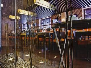 Ресторан Кайфын:  в . Автор – Салон дизайнерской мебели «Линия»