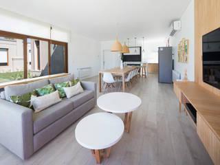 quincho -nardo- : Livings de estilo  por olot design