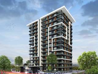 Lema Evleri Mimayris Proje ve Yapı Ltd. Şti. Modern